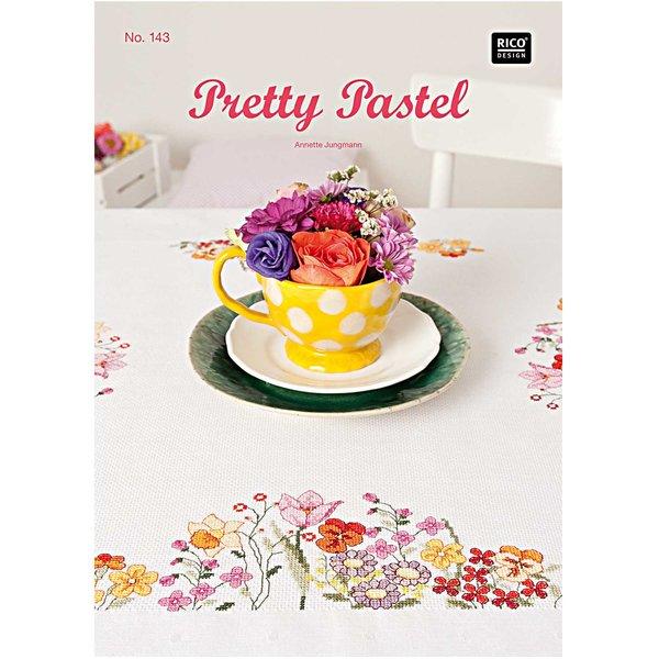 Rico Design Stickbuch Pretty Pastel Nr.143