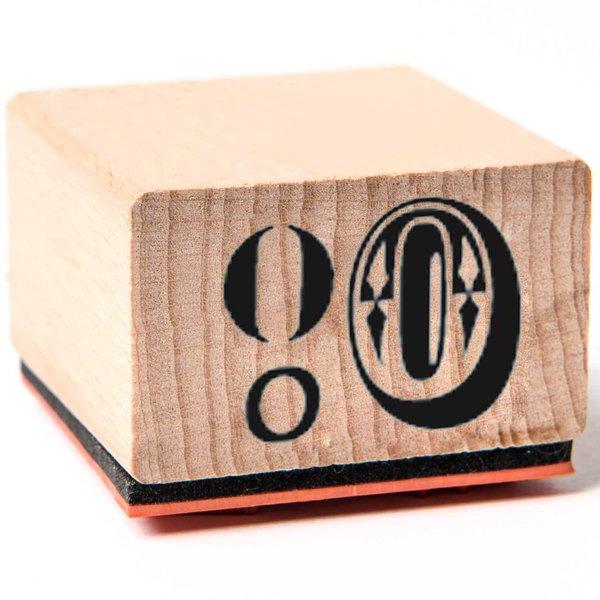 Rico Design Stempel 0 3,5x3,5cm