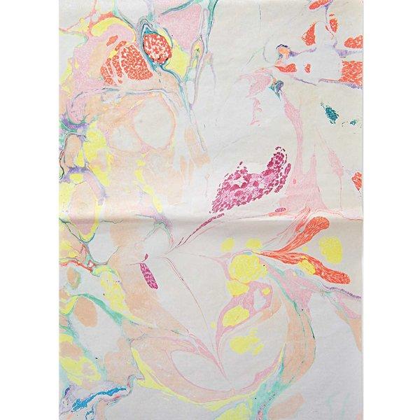 Rico Design SB Paper Patch Papier marmoriert 2 30x42cm 3 Bogen