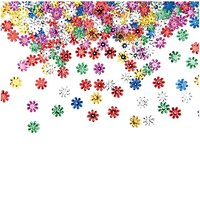 Rico Design Flitter Streu Blüte geprägt 10g