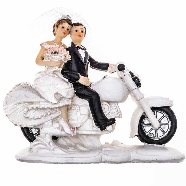 Brautpaar Auf Motorrad 13cm Gunstig Online Kaufen
