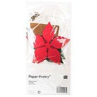 Paper Poetry Bastelset Weihnachtssterne 15x31cm 16 Stück