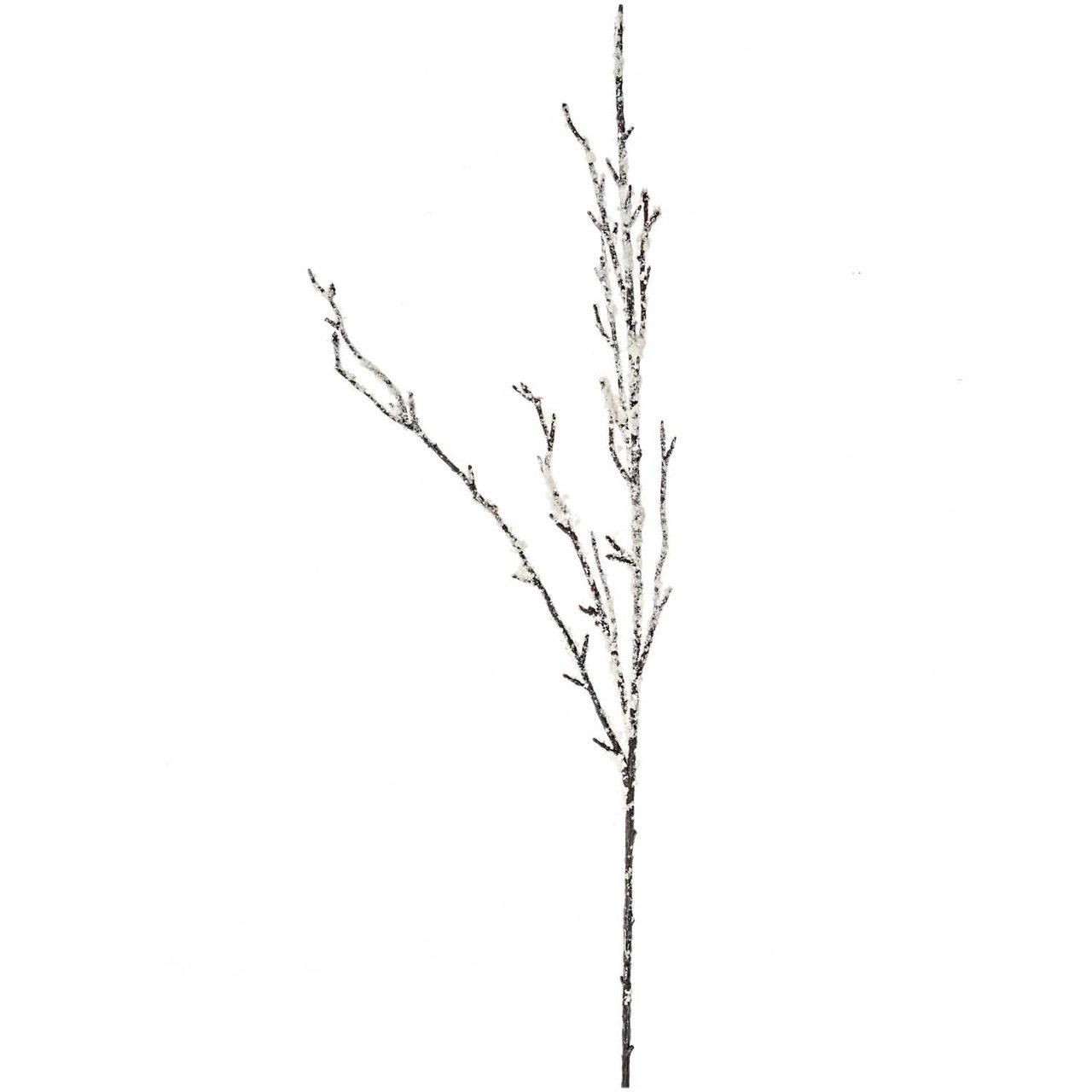 Zweig beschneit 88cm