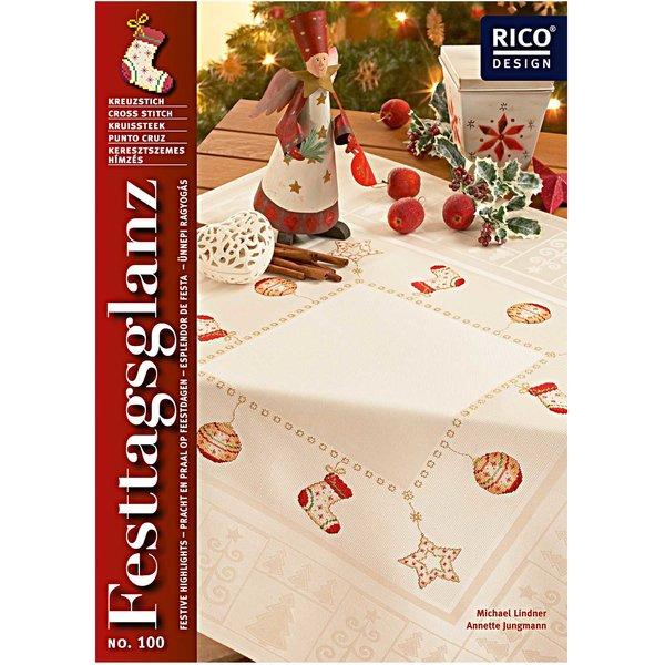 Rico Design Festtagsglanz Nr.100