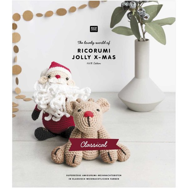 Rico Design Ricorumi Jolly X-Mas Classical