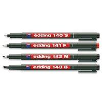 edding 143 B OHP-Marker permanent schwarz