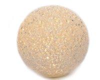 LED Lichtball warmweiß 8cm