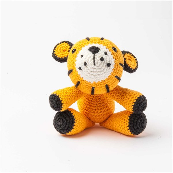 Rico Design Häkelset Ricorumi Puppies Tiger