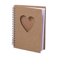 efco Notizbuch mit Herausschnitt A6 60 Blatt