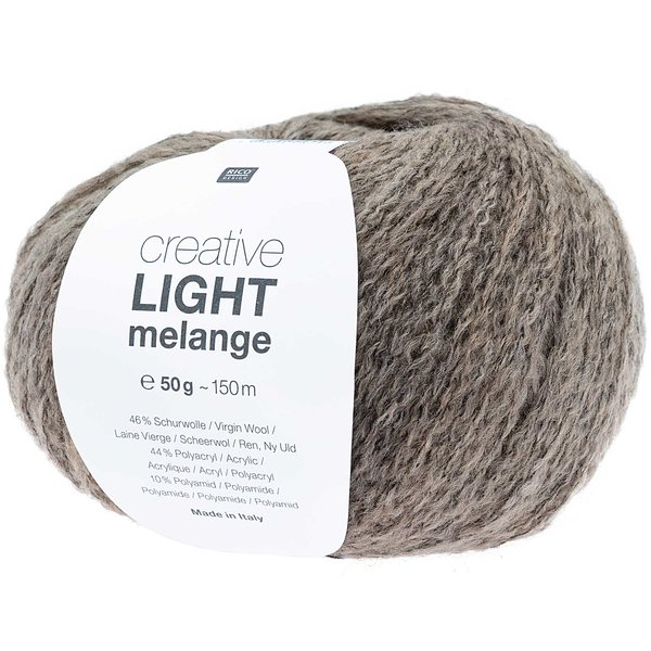Rico Design Creative Light Melange 50g 150m