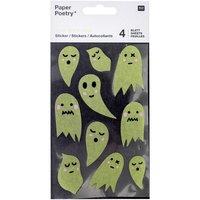 Paper Poetry Washi-Sticker Geister