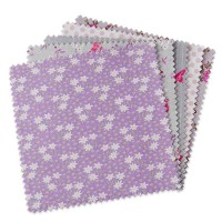 Rico Design Stoffpaket Mix10 13,5x13,5cm 4x5 Designs