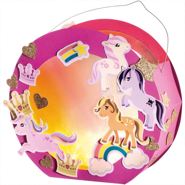 folia Laternen Set Pony