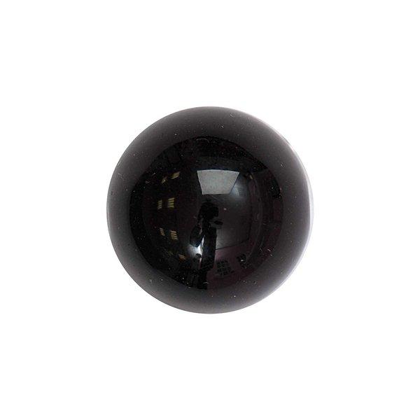 Rico Design Acrylkugel schwarz 17mm