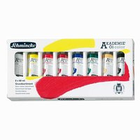 Schmincke Akademie Öl Color Set 8x60ml