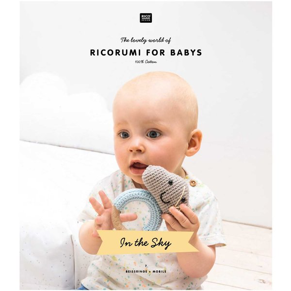 Rico Design Ricorumi Baby In the Sky