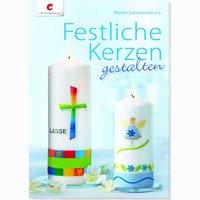 Christophorus Verlag Festliche Kerzen gestalten
