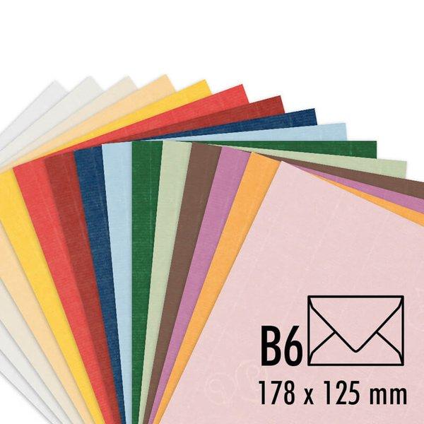 Artoz Kuvert Serie 1001 B6 100g/m² 5 Stück