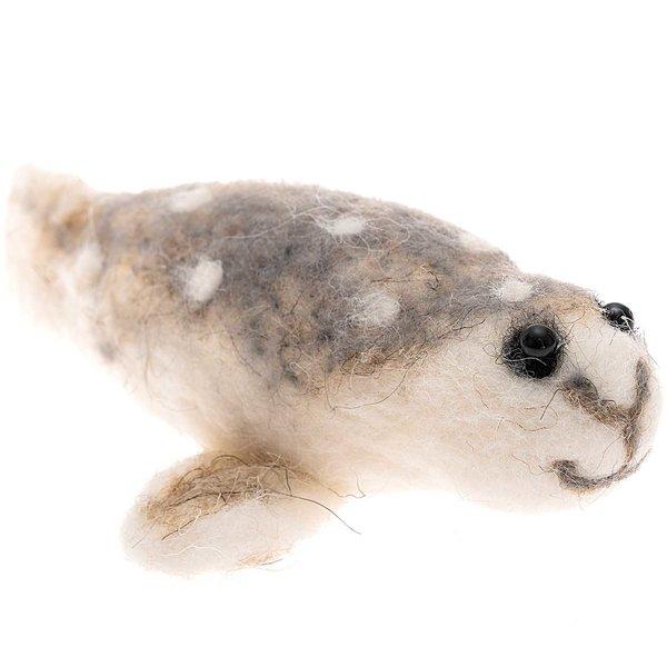 Filz-Seehund 13cm