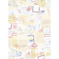 Rico Design Paper Patch Papier internationale Post 30x42cm