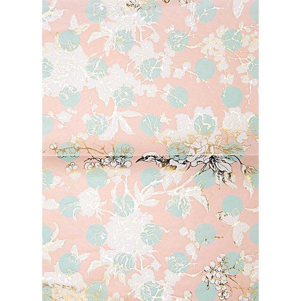 Rico Design Paper Patch Papier Schmetterlinge 30x42cm Hot Foil