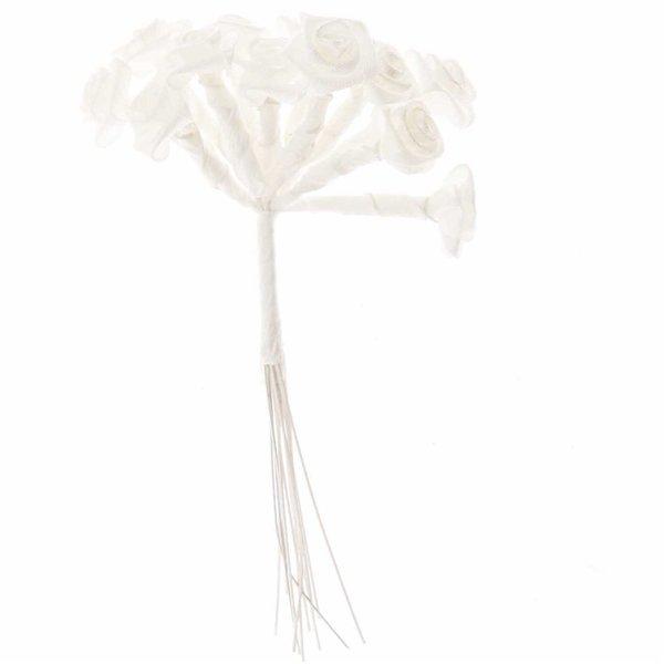 Dior Röschen Hochzeit creme 12 Stück