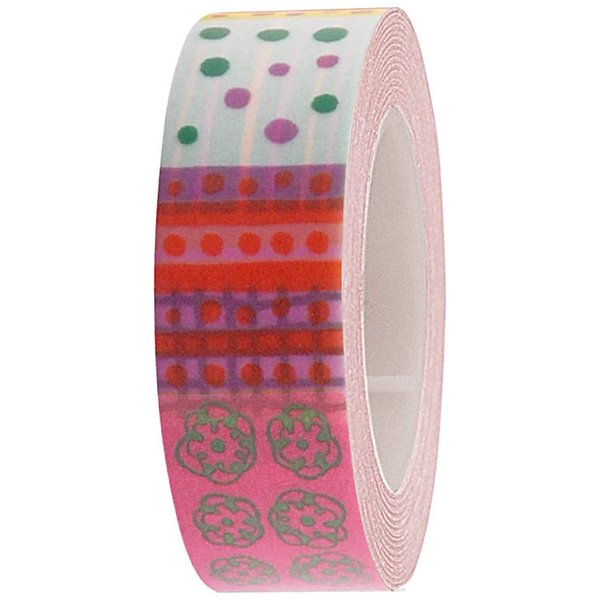 Rico Design Tape Patchwork4 15mm 10m