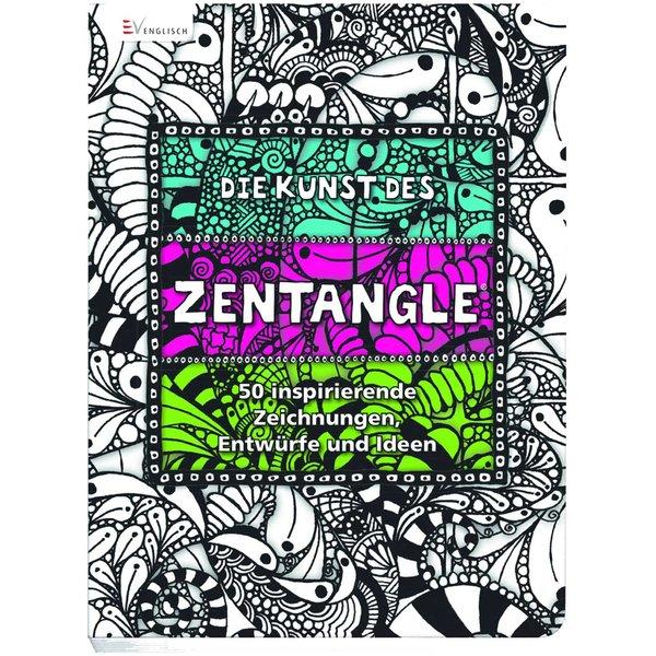 Christophorus Verlag Die Kunst des Zentangle 50 inspirierende Zeichnungen, Entwürfe und Ideen