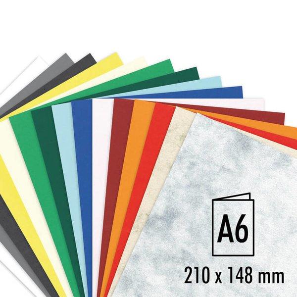 Artoz S-Line Doppelkarten A6 200g/m² 5 Stück