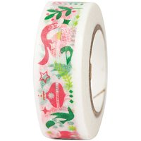 Paper Poetry Tape Christmas Tiere 15mm 10m
