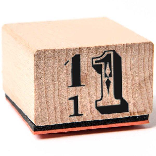 Rico Design Stempel 1 3,5x3,5cm