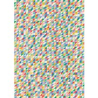 Rico Design Paper Patch Papier Dreiecke mehrfarbig 30x42cm