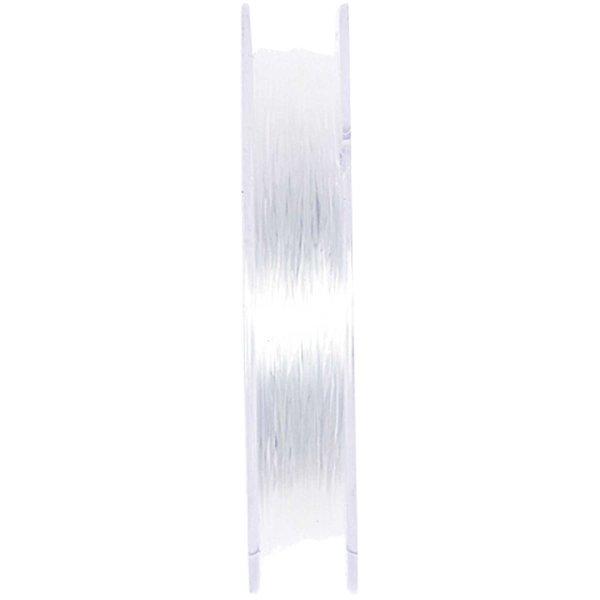 Jewellery Made by Me Perlonfaden elastisch transparent 0,6mm