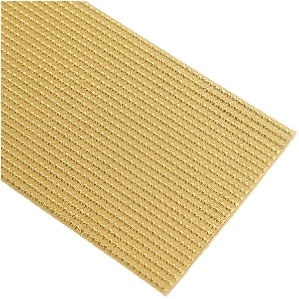 efco Wachsstreifen Perle gold 20cm 27 Stück