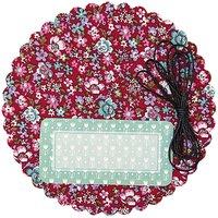 Paper Poetry Marmeladenglas Dekoset Baumwolle 3 Stück