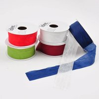 Taftband crinkled 38mm 5m