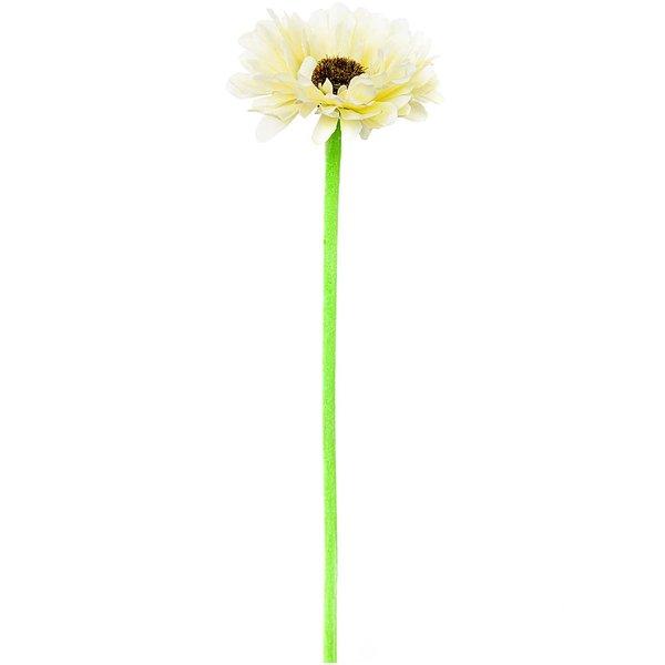 Gerbera weiß 33cm