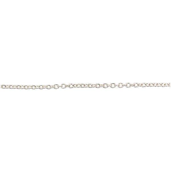 Jewellery Made by Me Gliederkette silber 4-5mm 1m