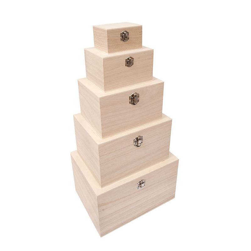 holzbox kaufen schatullen aus holz zum bemalen und basteln. Black Bedroom Furniture Sets. Home Design Ideas