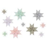 Rico Design Fröbelstreifen winter-pastell Mix 60 Stück