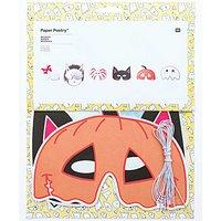 Paper Poetry Masken Halloween 6 Stück