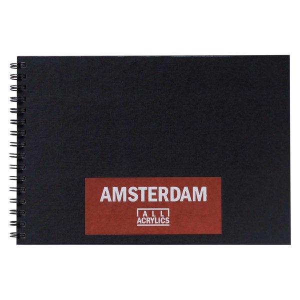 AMSTERDAM Zeichenbuch A4 30 Bogen
