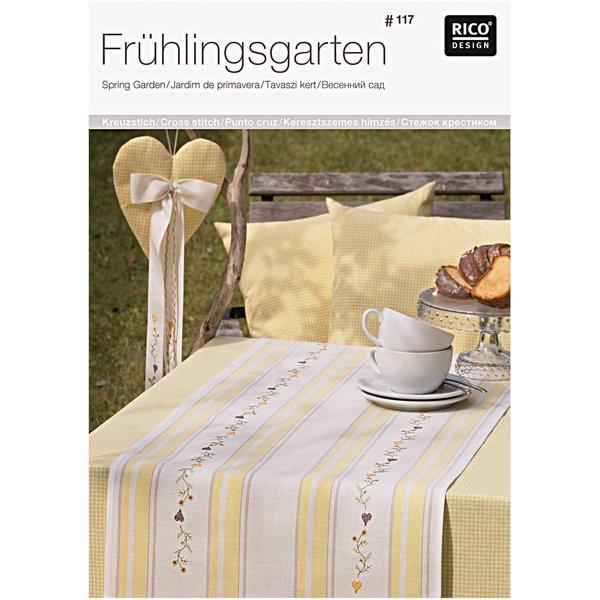 Rico Design Frühlingsgarten Nr.117