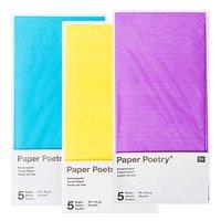 Rico Design Seidenpapier 50x70cm 5 Bogen