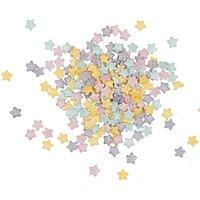 Rico Design Dekor Sterne Birthday Mischung 60g