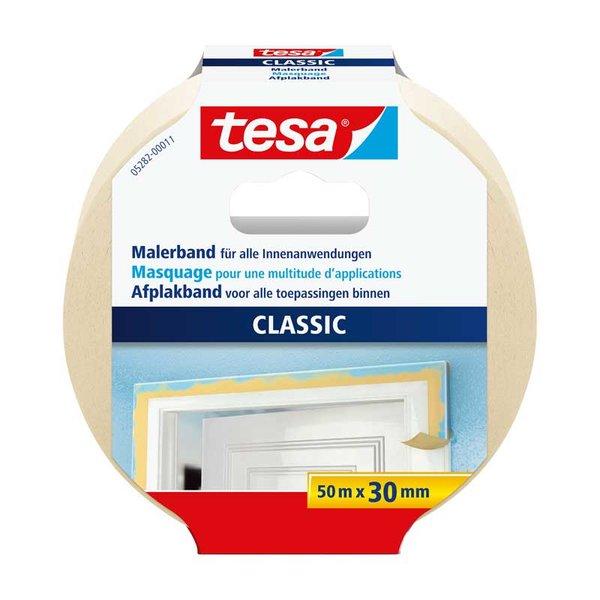 tesa Maler-Krepp Classic 30mm 50m
