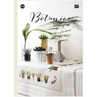 Rico Design Stickbuch Botanica Nr.155