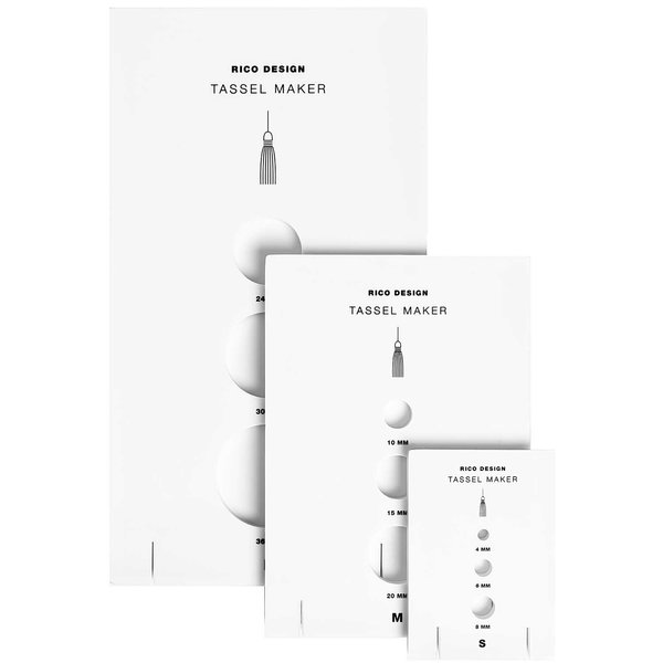 Rico Design Tassel Maker Set 3teilig