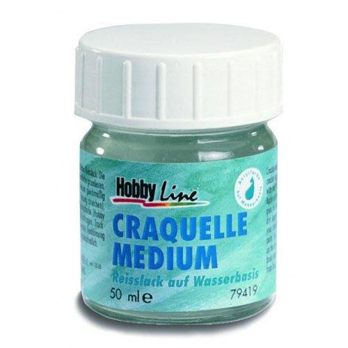 KREUL Hobby Line Craquelle Medium Reißlack 50ml