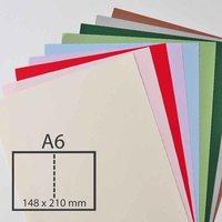 Rico Design 5 Klappkarten A6 Serie Essentials